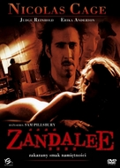 Zandalee - Polish DVD cover (xs thumbnail)