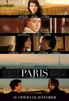 Paris - French Movie Poster (xs thumbnail)