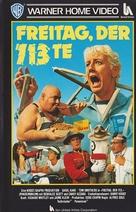 Pandemonium - German VHS movie cover (xs thumbnail)