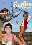 Fanfan la Tulipe - DVD movie cover (xs thumbnail)