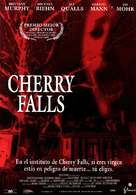 Cherry Falls - Spanish Movie Poster (xs thumbnail)