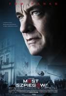 Bridge of Spies - Polish Movie Poster (xs thumbnail)