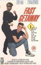 Fast Getaway - British poster (xs thumbnail)