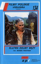 Klatwa doliny wezy - Polish Movie Cover (xs thumbnail)