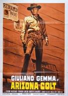 Arizona Colt - Italian Movie Poster (xs thumbnail)