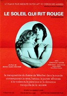 Le soleil qui rit rouge - French Movie Poster (xs thumbnail)