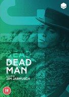 Dead Man - British DVD cover (xs thumbnail)