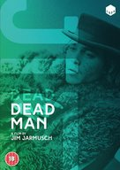 Dead Man - British DVD movie cover (xs thumbnail)