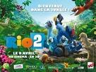 Rio 2 - French Movie Poster (xs thumbnail)