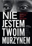 I Am Not Your Negro - Polish Movie Poster (xs thumbnail)