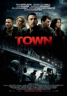 The Town - German Movie Poster (xs thumbnail)