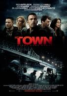 The Town - German Movie Poster (xs thumbnail)