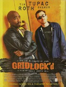Gridlock'd - Movie Poster (xs thumbnail)