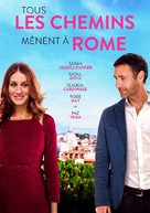 All Roads Lead to Rome - French DVD movie cover (xs thumbnail)