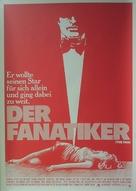 The Fan - German Movie Poster (xs thumbnail)
