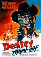 Destry - German Movie Poster (xs thumbnail)