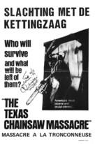 The Texas Chain Saw Massacre - Dutch Movie Poster (xs thumbnail)