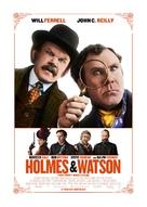 Holmes and Watson - British Movie Poster (xs thumbnail)