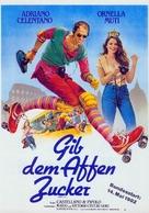 Innamorato pazzo - German Movie Poster (xs thumbnail)