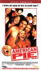 American Pie - French VHS cover (xs thumbnail)
