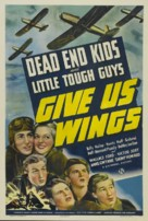 Give Us Wings - Movie Poster (xs thumbnail)