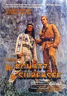 Der Schatz im Silbersee - German Movie Poster (xs thumbnail)