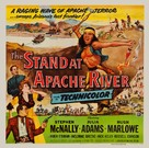 The Stand at Apache River - Movie Poster (xs thumbnail)