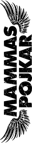 Mammas pojkar - Swedish Logo (xs thumbnail)
