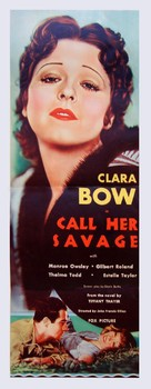 Call Her Savage - Movie Poster (xs thumbnail)