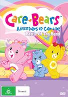 """Care Bears: Adventures in Care-A-Lot"" - Australian DVD movie cover (xs thumbnail)"