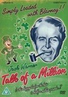 Talk of a Million - British DVD movie cover (xs thumbnail)