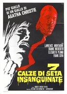 The Psycho Lover - Italian Movie Poster (xs thumbnail)
