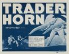 Trader Horn - Movie Poster (xs thumbnail)