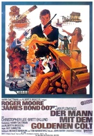 The Man With The Golden Gun - German Movie Poster (xs thumbnail)