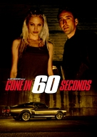 Gone In 60 Seconds - DVD movie cover (xs thumbnail)