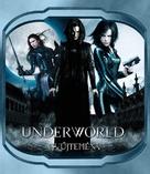 Underworld - Hungarian Blu-Ray movie cover (xs thumbnail)