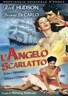 Scarlet Angel - Italian DVD movie cover (xs thumbnail)
