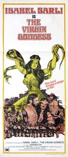 La diosa virgen - Australian Movie Poster (xs thumbnail)