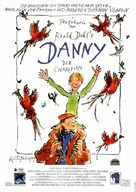 Roald Dahl's Danny the Champion of the World - German Movie Poster (xs thumbnail)