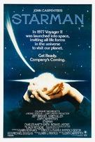 Starman - Australian Movie Poster (xs thumbnail)