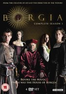 """Borgia"" - British DVD cover (xs thumbnail)"