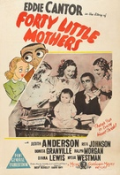 Forty Little Mothers - Australian Movie Poster (xs thumbnail)