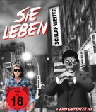 They Live - German Movie Cover (xs thumbnail)