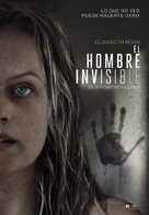 The Invisible Man - Spanish Movie Poster (xs thumbnail)