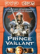 Prince Valiant - French Movie Cover (xs thumbnail)