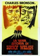Showdown at Boot Hill - Italian Movie Poster (xs thumbnail)