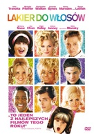 Hairspray - Polish DVD movie cover (xs thumbnail)