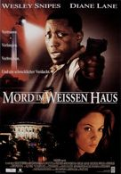 Murder At 1600 - German Movie Poster (xs thumbnail)