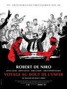 The Deer Hunter - French Re-release movie poster (xs thumbnail)