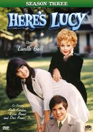 """Here's Lucy"" - DVD cover (xs thumbnail)"